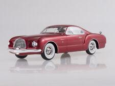 Scale model 1:18 Chrysler D Elegance, metallic-dark red, 1953
