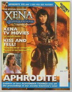Xena Warrior Princess Magazine Featuring Hercules (1999) #17 Titan Lawless VF-