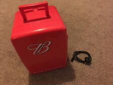 Budweiser mini frigo Master FM8BUD 230 V ou 12 V