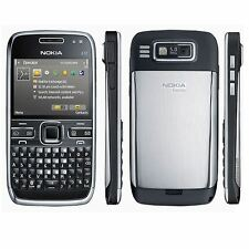 NOKIA E72 Zodium Black Business Smartphone WIFI SIM FREE Unlocked - Warranty