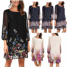 Spring Short Sleeve Casual Dresses for Women