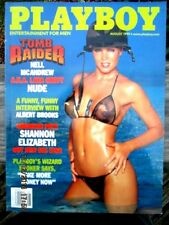 AUGUST 1999 PLAYBOY MAGAZINE – 176 PAGES - NEAR MINT CONDITION!