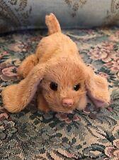 FurReal Friends Snuggimals Newborn braun Hündchen 2009 Hasbro Works 94649 #N1