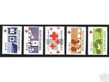 NVPH 795-99 Rode Kruis zegels 1963 Postfris