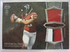 2014 Bowman Sterling Rookie  Dual Patch Card Devonta Freemanof the Falcons