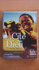 LA CITE DE DIEU / LIVRE + DVD - PAULO LINS - ED. LIMITEE - FERNANDO MEIRELLES