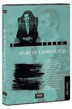 Bajki dla doroslych - cz. 6 (DVD) Jan Kobuszewski POLSKI POLISH