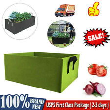Fabric Potato Fruit Grow Planting Bag Vegetable Container Garden Planter Garden