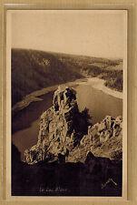 Cpa le Lac Blanc - rocher Hans wn0907
