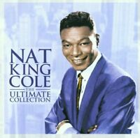 NAT KING COLE  ULTIMATE COLLECTION / VERY BEST OF / GREATEST HITS { NEW CD }