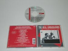 LOUIS ARMSTRONG AND HIS BAND/DAVE BRUBECK/THE REAL AMBASSADORS(CBS 467140 2) CD