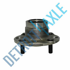 New REAR 4Bolt Complete Wheel Hub and Bearing Assembly for Honda Prelude 4WD