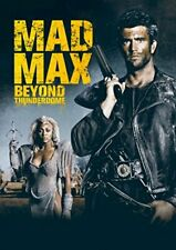 Mel Gibson Mad Max 3 Beyond Thunderdome 1985 Australian Action Classic UK DVD