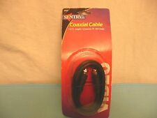 Sentry V16VC 6' Coaxial Cable with F Connectors, NEW OEM