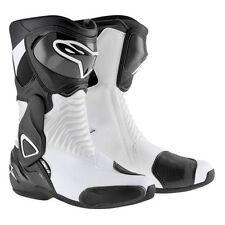 Stivali per motociclista microfibra