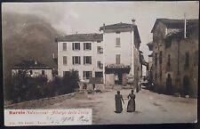 1900 - Valsassina - Barzio - Albergo della Stella