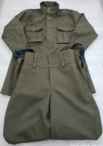 WW1 Russian Imperial Army Infantry officers uniform set M1914 Repro