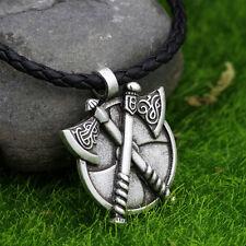 Necklace Viking Axe Talisman Necklace 1pc Nordic Viking Pendant Celtics