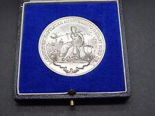 Medaille Landwirtschaftliche Ausstellung RIED OB. Ö Österreich Etui Christlbauer