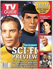 TV GUIDE July 24-30, 2006/ Sci-Fi Preview STAR TREK, BATTLESTAR GALACTICA, LOST