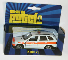 Welly - BMW X5 Swiss Bern Police - Model Scale 1/38