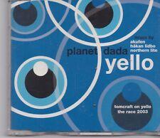 YELLO-Planet Dada cd maxi single 7 Tracks