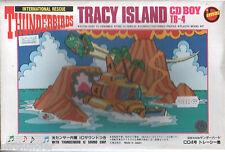 Gerry Anderson's Thunderbirds Thunderbird 4 Con Isla Kit Compacto deforme