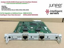 Juniper JX-2E1-RJ48-S Dual-port E1 Interface Module