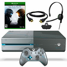 Microsoft Xbox One 1TB Console - Limited Edition Halo 5: Guardians Bundle