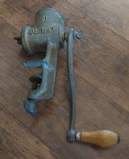Vintage Made In USA Climax 51 Meat Grinder