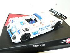 NINCO 1:3 2 BMW V12 LM Panasonic 50201 NEW