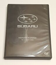 2005 2006 SUBARU LEGACY OUTBACK TRIBECA B9 NAVIGATION SYSTEM DVD OEM PART