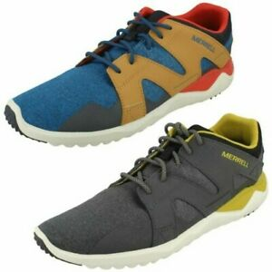 """Mens Merrell Casual Trainers """"1SIX8 Lace"""""""