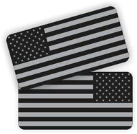 American Flags Black Ops Hard Hat Stickers  Welding Helmet Decals Welder (PAIR)