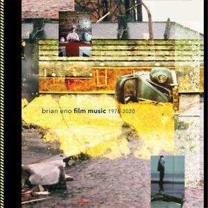 BRIAN ENO - FILM MUSIC 1976-2020 [CD] NEW & SEALED
