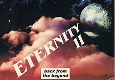 $ ETERNITY II Rave Flyer Flyers A5 13/3/93 Hypnosis Centre Pitsmoor