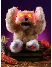 Peek A Boo Bear Scary Talking Robotic Animated Plush Haunted Halloween Prop