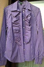 Chemise à volants Laureen Ralph Lauren Taille S