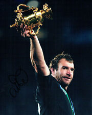 Andrew HORE New Zealand All Blacks Rugby Signed Autograph Photo AFTAL COA