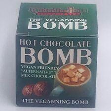 Hot Chocolate Vegan Bomb BedTime Chocolate Drink Fathers Day Birthdays Gift