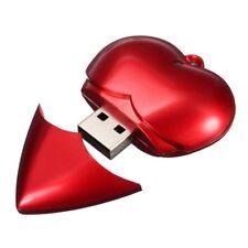 USB Stick Speicherstick 2.0 16GB Herzform Q4B3 G3M3