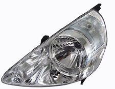 HEAD LIGHT LAMP (CHROME) for HONDA JAZZ GD VTI VTI-S  5DR LEFT LHS  2004 - 2008