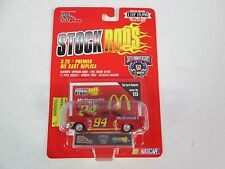 Racing Champions Stock Rods McDonalds Bill Elliott #94 56 Ford Victoria