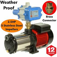 High Pressure Automatic Water Pump for Garden|Irrigation|Household|Rain Tank