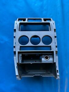 Rover 45 // MG ZS Manual Heater Controls Centre Console Facia (2004 - 2006)