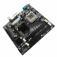 P45 Desktop Motherboard Mainboard LGA 771 LGA 775 Dual Board DDR3 Sound Card KU