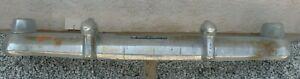 X CADILLAC NEW TRIPLE PLATED CHROME REAR BACK BUMPER 1950-1951 50-51 OEM