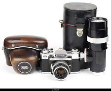 Zeiss Ikon Contarex Super with Zeiss Planar 2/50mm Zeiss Sonnar 4/250mm