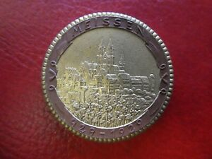 Meissen Medaille 1000 Jahre Meissen 929 - 1929