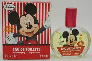 Mickey Mouse Children's Cologne Eau De Toilette  1.7oz / 50ml SPRAY NEW.